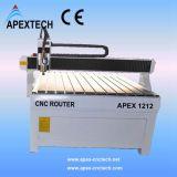 Máquina do router do CNC de 1212 tabelas para anunciar a fatura dos sinais
