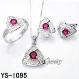 Venta al por mayor determinada de imitación de la joyería/de la joyería de la plata esterlina del estándar 925 (Ys-1065/79/87/95.1210, 2140