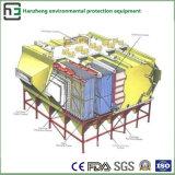 Широкий космос боковой электростатической обработки воздушных потоков печи Сборник-Частоты
