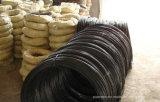 Filo di acciaio temprato il nero per l'imballaggio del cotone