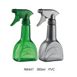 300ml pvc Trigger Sprayer Bottle voor Cleaning (NB445)