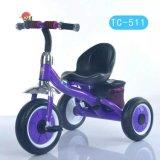 Езда игрушек Pram Уилера трицикла 3 младенца малышей Китая на Ce автомобиля