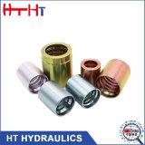 R1 R2 R4 Al Metalen kap van de Slang van de Grootte Vrouwelijke Hydraulische