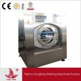Grande máquina de lavar da lavanderia do tamanho, extrator 100kg da arruela