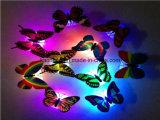 蝶LED夜ライト、蝶LEDライト