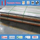AISI 430 laminado en frío de acero inoxidable Hoja Plate