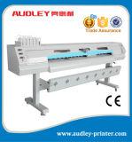 Impresora solvente con la cabeza de impresión Dx5, impresora de Eco de chorro de tinta industrial