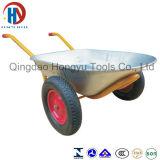 Carrinhos de mão de roda amplamente utilizados da construção de Médio Oriente (WB6410)