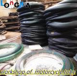 Qualidade natural e câmara de ar interna da motocicleta de Buryl (3.25-17)