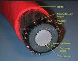 Câble XLPE-Isolé à un noyau de Na2xs (f) 2y avec la gaine longitudinalement 18/30kv imperméable à l'eau de PE