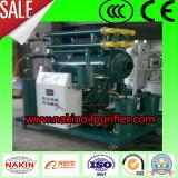 Épurateur de pétrole de transformateur d'étape simple de vide, machine de filtration de pétrole