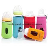 Novo Deisgn Custom Neoprene Baby's Bottle Holder, Neoprene Baby's Bottle Cooler Bag