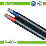 Cable solar 4/6/10mm2 con el alambre de cobre de la chaqueta de PVC