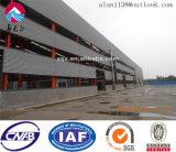 Costruzione del magazzino del gruppo di lavoro dell'Pre-Assistente tecnico della struttura d'acciaio della Muti-Portata