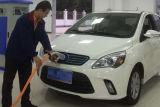 Niveau 3 het Laden EV de Lader van Chademo van de Post voor het Blad van Nissan