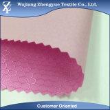 Polyester-Schaftmaschine-Honig-Kamm-Oxford-Gewebe mit PU/PVC Beschichtung