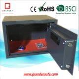 Caixa segura eletrônica para a HOME e o escritório (G-25ED), aço contínuo