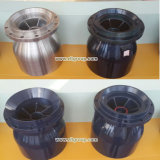 Cuvette et turbine de débit de turbine de Goulds d'acier inoxydable d'OEM