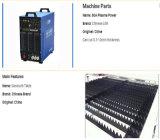 Machine de coupeur de plasma de commande numérique par ordinateur de machines de découpage en métal en Europe