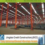 La estructura de acero de la alta calidad artesona el almacén