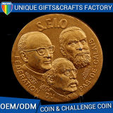 卸し売りよい価格の柔らかいエナメルのバッジの金属の硬貨