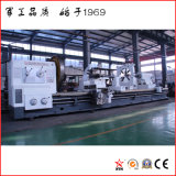 Torno horizontal diseñado especial con el soporte central (CW6025)
