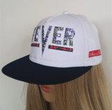 3Dによって刺繍される急な回復の帽子都市方法帽子のトラック運転手の帽子