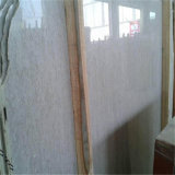 Marmo bianco decorativo lussuoso di Crabapple per la parete