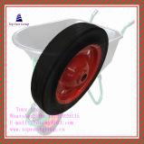 極度の品質の固体新しいゴム製車輪350-8 400-8