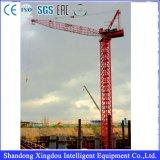 Qtz5013, 50m Kranbalken, Eingabe der Spitze-1.3t, 6t, China-Turmkran
