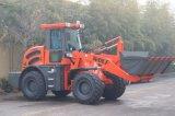Chargeur Zl20 Cummins Engine de roue soufflante de neige