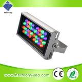 Le meilleur projecteur imperméable à l'eau d'IP66 18W 24W 36W LED