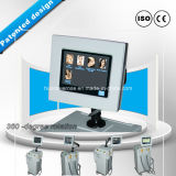 360程度の修理可能な表示が付いている専門の垂直IPL Shr+ Elight多機能の美装置
