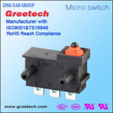 Push Button Micro Switch 떨어져에