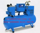 Separador da flutuação de ar no projeto do tratamento de Wastewater do petróleo