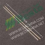 Vara de bambu do BBQ que faz a máquina, Skewer que faz a máquina