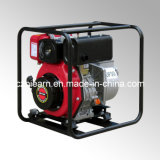 디젤 엔진 수도 펌프 반동 시작 빨간색 (DP30)