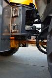 石のバケツのジョイスティックの空気Condionerの油圧車輪のローダー