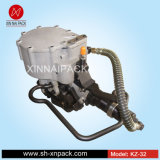 Полоса ручного применения упаковки ручная стальная связывая инструмент (KZ-32)