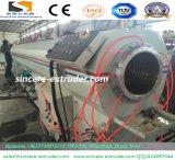 Línea máquina de Prudoction del tubo del HDPE MDPE del tubo del polietileno de extrudado de la planta de fábrica