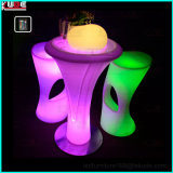 LED Nightclub Muebles LED Mesa Muebles Luces LED para Muebles