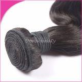 europäisches Haar des Grad-8A mit Karosserien-Wellen-Jungfrau-Haar-Einschlagfaden