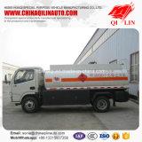 Gesamtausmasse 5995mm*2000mm*2500mm tanken Öltanker-LKW für Verkauf wieder