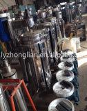Машина центробежки сепаратора масла высокоскоростной высокой эффективности Gf105-J трубчатая