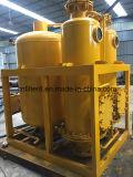 Color de petróleo del Restore de la máquina de la purificación de petróleo de coco (COP-D)