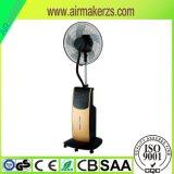 ventilador ao ar livre interno da névoa da água 90W fresca com GS/Ce/Rohs remoto