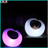 Vela de la decoración de la boda del LED luz de la vela que brilla intensamente para la fiesta de Nye