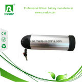 48V Pak 8.7ah van de Batterij van Ebike van de Fles van het water het Li-Ionen voor Fiets Moutain