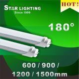 Cer RoHS Aluminiumgefäß des kühlkörper-20W T8 G13 LED