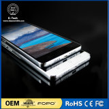 China New Design 4G Mobile, impressão digital Desbloquear Mtk6737 Androir 6.0 Smart Phone